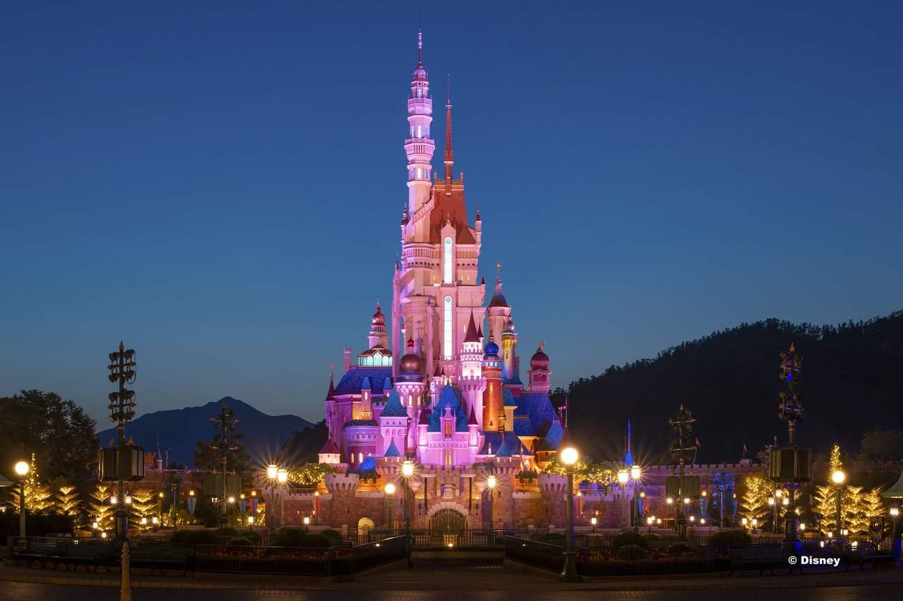 Castle of Magical Dreams